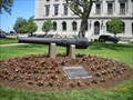 Image for British Naval Cannon Captured by Commodore Perry, Fort Huntington Park, Cleveland, Ohio