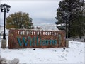 Image for Welcome to Williams - Williams, Arizona
