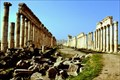 Image for Great Colonnade at Apamea, Syria