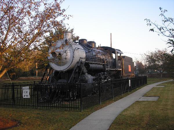 Central Of Georgia No 509 Macon Georgia Locomotives