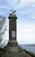 Image for Scott Memorial — Port Chalmers, New Zealand