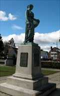 Image for Chicopee Soldier's Memorial.  Chicopee, MA