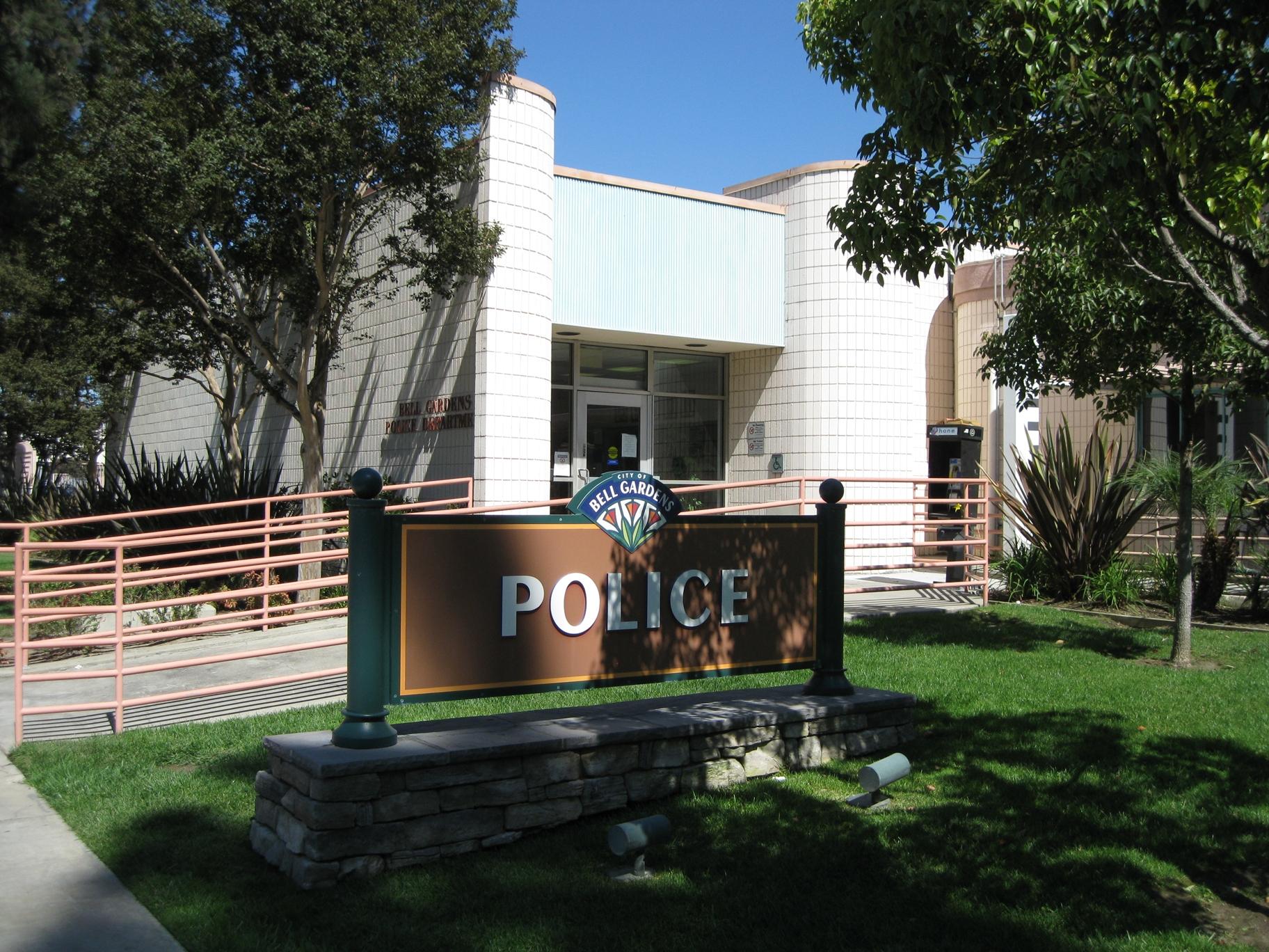 Bell Gardens Police Department California