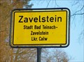 Image for Zavelstein