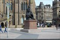 Image for Statue of Robert Burns, Dundee, Scotland.
