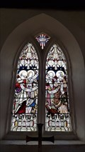 Image for Stained Glass Windows - St Margaret - Hunningham, Warwickshire