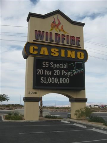 Wildfire casino boulder highway