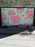 Image for Rose Mural - Springdale AR