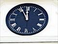 Image for Hammond Street Congregational Church Clock - Bangor, ME
