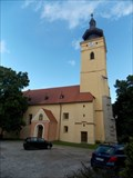 Image for kostel Nanebevzetí Panny Marie - Netolice, okres Prachatice, CZ
