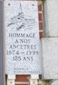 Image for Hommage à nos ancêtres - Tribute to our ancestors - Gaspé, Québec