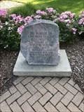 Image for Concordia College - Stone Marker - Moorhead, MN USA