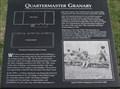 Image for Quartermaster Granary - Fort Sill, Oklahoma