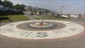 Image for Shipping Forecast Compass Rose – Filey, UK