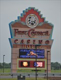 Image for First Council Casino ~ Newkirk, Oklahoma