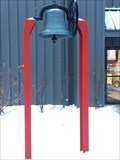 Image for Saugatuck Township Fire District Bell - Saugatuck, Michigan
