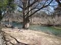 Image for South Grape Creek, Luckenbach, Texas