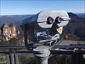 Image for Echo Point Binoculars - Katoomba, NSW, Australia