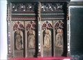 Image for Rood Screen Dado - St Mary - Bildeston, Suffolk