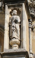 Image for King Henry VII of England -- St. George's Chapel, Lower Ward, Winsdor Castle, Windsor, Berkshire, UK