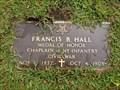 Image for Francis B. Hall - Riverside Cemetery, Plattsburgh, NY