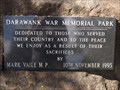 Image for Darawank War Memorial Park, NSW, Australia