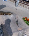 Image for Sundial-Fountain at the Railway Station - Lenk, BE, Switzerland