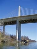 Image for I-295 James River Bridge, Kayak View, Nr. Richmond, VA