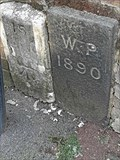 Image for A Pair of Parish Boundary Markers - Dames Road, London, UK