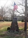 Image for Boone Trail Marker #38 - Farmington, NC