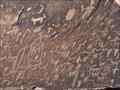 Image for Newspaper Rock Petroglyphs