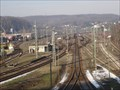 Image for Trainspotting at marshaling yard - Saarbrücken, Germany