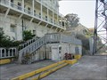 Image for Cal State Chico students restore Alcatraz stairs