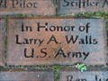 Image for Memorial Eagle Scout Project Bricks -  Hollidaysburg, Pennsylvania