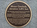 Image for Mount Greylock - 3,491 ft - Adams, MA