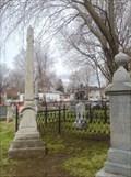 Image for Huckell Family Obelisk - Hull, Québec