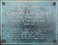Image for Captain J O Cooper Plaque - Hyde Park, London, UK