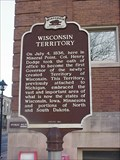 Image for Wisconsin Territory