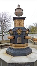 Image for Lewis Fountain - Yarmouth, NS