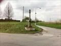 Image for Wayside shrine/Bozi muka, Nedeliste, Czech Republic