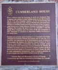 Image for Cumberland House National Historic Site