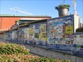 Image for Jack London Square tile  mural  - Oakland, CA