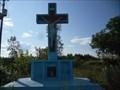 Image for Le Calvaire sur la Croix bleu - Ste-Sophie, Québec