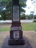 Image for Coopernook Cenotaph, NSW, Australia