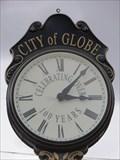 Image for Centennial Clock - Globe, AZ