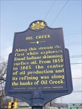 Image for Oil Creek - Titusville, PA
