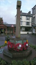 Image for Kirkby Stephen War Memorial, Cumbria