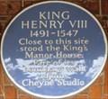 Image for King's Manor House (Henry VIII) - Cheyne Gardens, London, UK