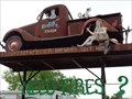 Image for Rusty Chevy Pickup - Carthage, Missouri, USA.