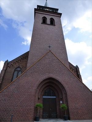große kreuzkirche hermannsburg